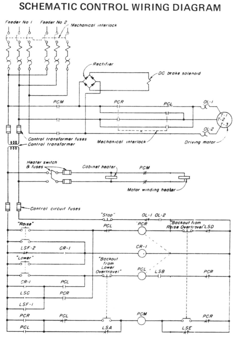 Products Rotary Feedback 1997 Hoist Limit Switch Wiring Diagram Gear Gate Rotating Cam